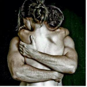 abraçada foto